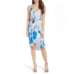 Chelsea28 Pleated Midi Dress